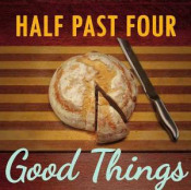Good Things by HALF PAST FOUR album cover