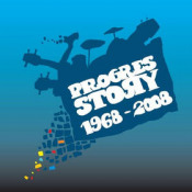 Progres Story 1968-2008 by PROGRES 2 album cover