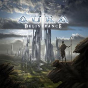 Deliverance by AURA album cover