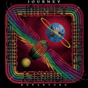 Departure by JOURNEY album cover