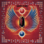 Greatest Hits by JOURNEY album cover