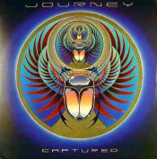 Captured by JOURNEY album cover
