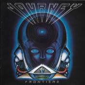 Frontiers by JOURNEY album cover