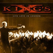 Live Love In London by KING'S X album cover