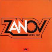 Green Ray by ZANOV album cover