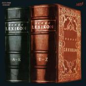 Lexikon A-Z by BENKő, LÁSZLÓ album cover