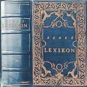 Lexikon I by BENKő, LÁSZLÓ album cover