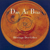 Héritage des Celtes by AR BRAZ, DAN album cover