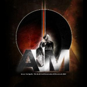The Death And Resurrection Of Krautrock: AUM by SEVEN THAT SPELLS album cover