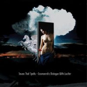Cosmoerotic Dialogue With Lucifer [with Kawabata Makoto] by SEVEN THAT SPELLS album cover
