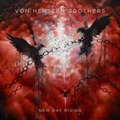 New Day Rising by VON HERTZEN BROTHERS album cover