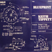 Blue print by TIPPETT GROUP, KEITH album cover