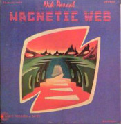 Magnetic Web by RAICEVIC, NIK album cover