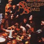 Below The Salt by STEELEYE SPAN album cover