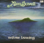 Before Landing by STIVELL, ALAN album cover