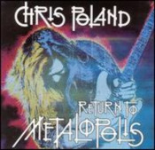 Return To Metalopolis by POLAND, CHRIS album cover
