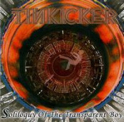 Soliloquy of the Transparent Boy by TINKICKER album cover