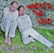 Desensitized to Insanity by WHERE'S THE NINE album cover