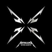 Beyond Magnetic by METALLICA album cover