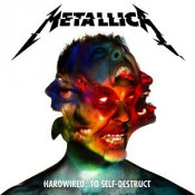 Hardwired...To Self-Destruct by METALLICA album cover