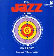 Mini Jazz Klub  6 by ENERGIT album cover