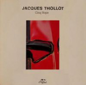 Cinq Hops by THOLLOT, JACQUES album cover