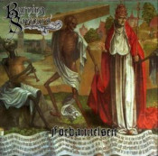 Förbannelsen by BURNING SAVIOURS album cover