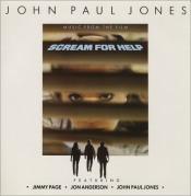 Scream for Help by JONES, JOHN PAUL album cover