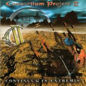 Consortium Project II: Continuum In Extremis   by CONSORTIUM PROJECT album cover