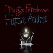 Future Addict by FRIEDMAN, MARTY album cover