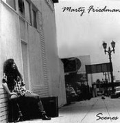 Scenes by FRIEDMAN, MARTY album cover