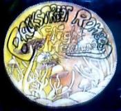 Flight To Metaluna by BACKSTREET ROMEOS album cover