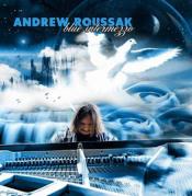 Blue intermezzo by ROUSSAK, ANDREW album cover