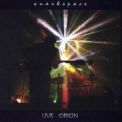 Live Orion by QUARKSPACE album cover