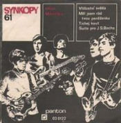 Suita pro J.S.Bacha by SYNKOPY album cover