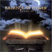 Book Of Secrets by BALANCE OF POWER album cover