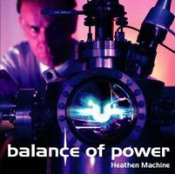 Heathen Machine by BALANCE OF POWER album cover