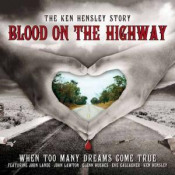Blood On The Highway by HENSLEY, KEN album cover