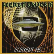 Element 115 by SECRET SAUCER album cover