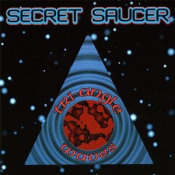 Tri-Angle Waves by SECRET SAUCER album cover