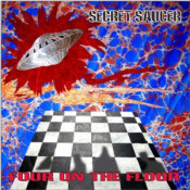 Four On The Floor by SECRET SAUCER album cover