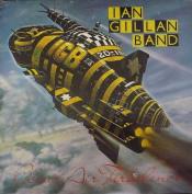 Clear Air Turbulence by GILLAN BAND, IAN album cover