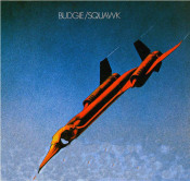 Squawk by BUDGIE album cover