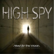 Head for the moon by HIGH SPY album cover