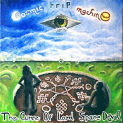 The Curse Of Lord Space Devil by COSMIC TRIP MACHINE album cover
