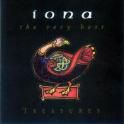Treasures: The Very Best  by IONA album cover