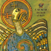 The Book of Kells  by IONA album cover
