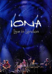 Live in London by IONA album cover