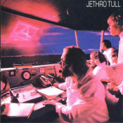 A by JETHRO TULL album cover