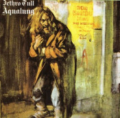 Aqualung by JETHRO TULL album cover